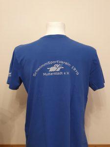 Vereins T-Shirt Hinten