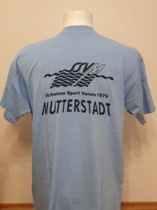Retro T-Shirt Hinten